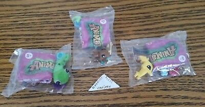 ANIMAL JAM NATIONAL Geographic With Light-Up Rings-Tiger, Horse