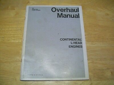 LINCOLN SA200 WELDER Continental F162 & F163 Overhaul Manual
