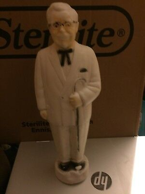 Vintage Colonel Sanders KFC Kentucky Fried Chicken Coin Bank Made in Canada
