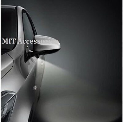 MIT TOYOTA SIENNA 2011-2018 LED door mirror courtesy foot puddle welcome lights
