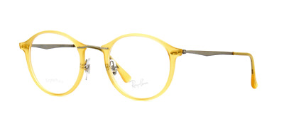 605635cce47 RAY- BAN 100% Authentic Unisex Eyeglasses Rb7073 5589 Matte Yellow ...