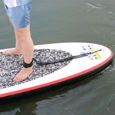 Surfing Surfboard Leg Rop Leash Foot Leash Rope Stand Up Paddle Surf Board B