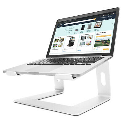 Adjustable Laptop Stand Holder Foldable Riser for iPad MacBook Tablet Alumunum