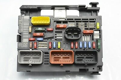 Peugeot 3008 2009 2016 Engine Under Dash Fuse Box 9667044980