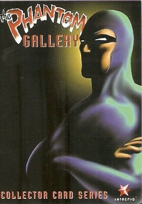 1995 Intrepid Phantom Gallery Promo Card