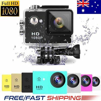 Mini DV Sport Action Camcorder 1080P Full HD Video Camera 12MP SJ4000 Waterproof