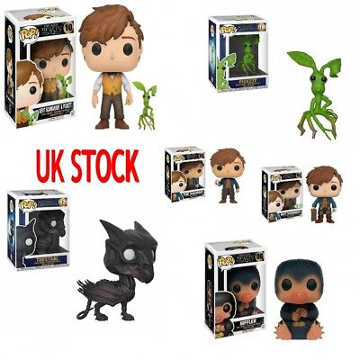 Funko Pop Fantastic Beasts and Where to Find Them Figure Toys Kids Xmas Gift UK