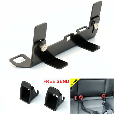 Universal Latch ISOFIX Belt Connector Car Seat Belt Interfaces Guide Bracket