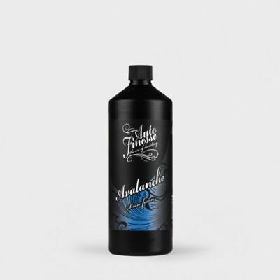 Auto Finesse Avalanche - Snow Foam 1 Litre + Free Hanging Air Freshener Offer!