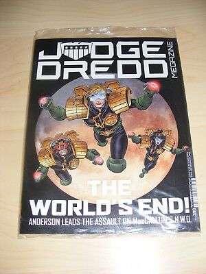 Judge Dredd Megazine 390 - 19th Dec 2017 - NEW & SEALED - 2000AD