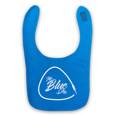 Electric Light Orchestra Elo Unofficial Mr Blue Sky Baby Bib Cute Baby Gift