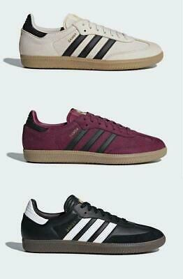 finest selection ca582 6f226 Adidas Originaux Samba Og + Fb Baskets - Adultes + Junior Tailles  Disponibles