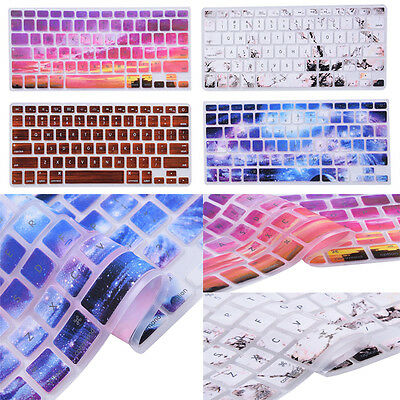 """For Apple Macbook Air Pro Retina 13"""" inch Keyboard Skin Cover Silicone Film"""