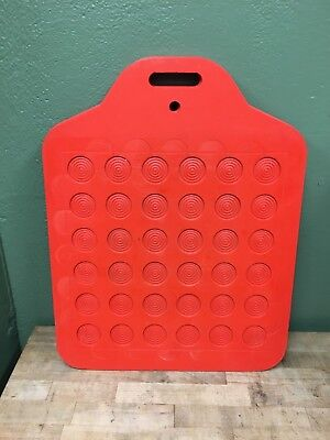 Erika Record Divider Plate - Square Head 36 Part
