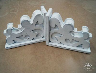 Rustic Country Decor { Wood Bracket }