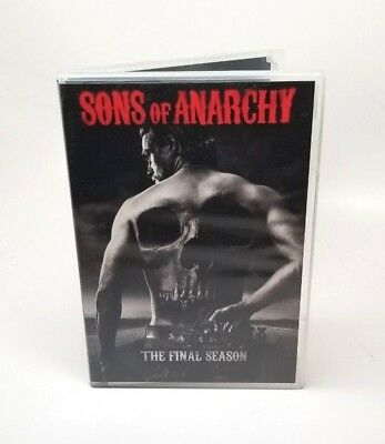 Sons Of Anarchy The Final Season 14444-21