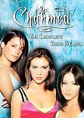 Charmed The Complete Third Season NEW SEALED DVD, 2005 6-Disc Set
