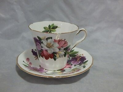 Adderley England Cup and Saucer Set H502 Pattern