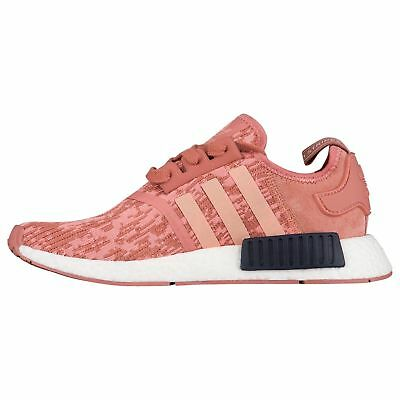 b12ec12073187 Adidas Women s NMD R1 Raw Pink  Trace Pink  Legend Ink Size 10-BY9648
