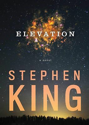 Elevation by Stephen King Hardcover