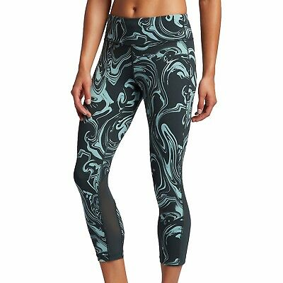 NEW WOMEN'S NIKE Power Epic Lux 34 Crop Running Fitness