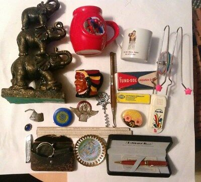 Junk Drawer Lot Assorted Items