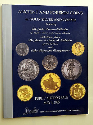 Stack's Auction Catalog May 1995 Ancient and Foreign Gold Silver & Copper Coins