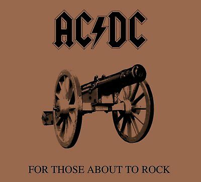 Ac/dc - For Those About To Rock We Salute You - Cd - New
