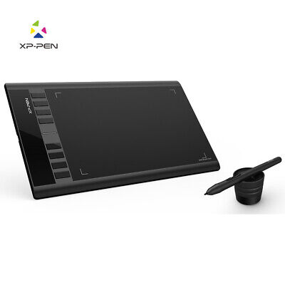 XP-Pen Star03 v2 Digital Drawing Graphics Pen Tablet Art Pad 10x6 inch 8192 Pen