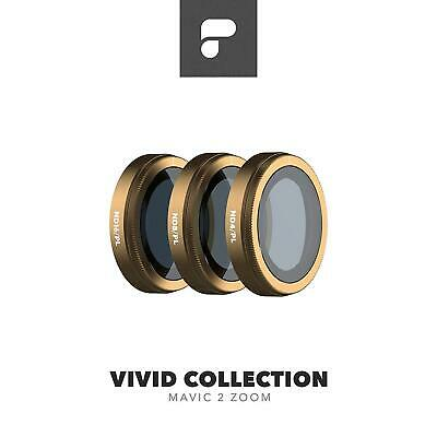 Polar Pro Filters for DJI Mavic 2 ZOOM Drone | Cinema Series | VIVID Collection