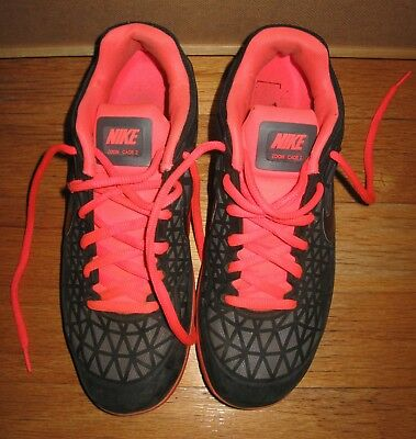 coupon codes competitive price timeless design NIKE ZOOM DRAGON Cage 2 705247-008 Womens Black Athletic ...