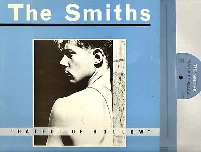 THE SMITHS (MORRISSEY) hatful of hollow (uk & lyric inner) LP EX/EX- ROUGH 76