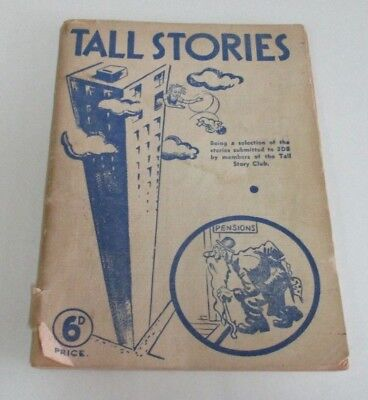 'Tall Stories: The Tales that Made Australia Laugh' Booklet - Radio 3DB, Melb