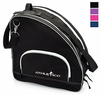 Athletico Ice & Inline Skate Bag - Premium Bag to Carry Ice Skates, Roller for