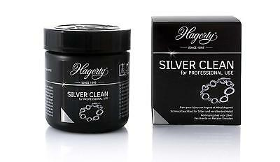 Hagerty Silver Clean Professional Use 170ml Dip Bath Cleaning Jewellery Plates