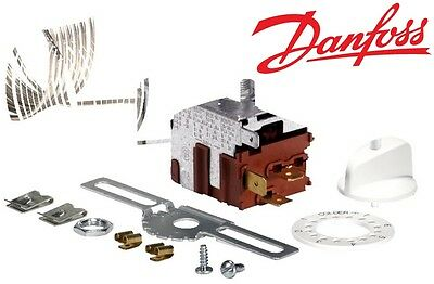 DANFOSS 077B7002 thermostat n 2 refregirateur 1 porte Degivrage semi automatique