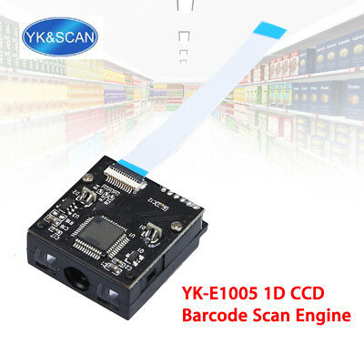 YK&SCAN YK-E1005 1D CCD Barcode Scanner Decoder Scan Engine module High Quality