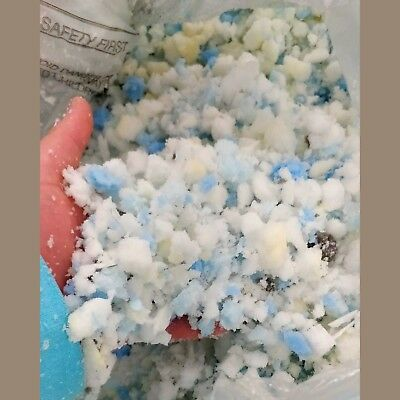 High-Quality Shredded Foam - All Sizes Available - Comes with Free Shipping