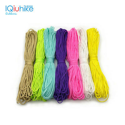 15 Meters x 2mm Cord Lanyard Camping Climbing Camping Rope Hiking