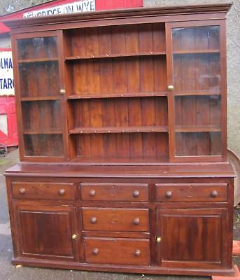 Large Antique Dresser.