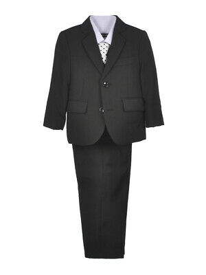 "Kids World ""Gillby"" 5-Piece Suit (Sizes 0M - 24M)"