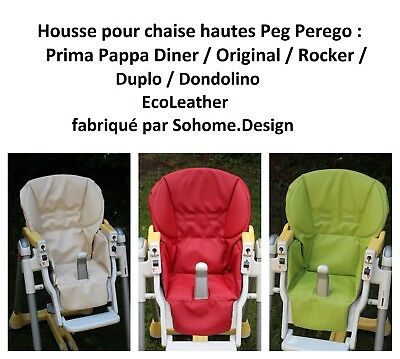 Housse Rocker Peg Sohome Perego design Hautes Pappa Prima Pour Diner By Chaise oxQrdeCBW