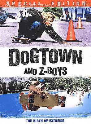 Dogtown and Z-Boys (DVD, 2002, Special Edition) Disc Only,