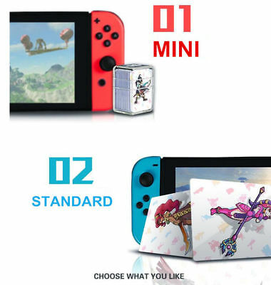 22 Pcs PVC NFC Tag Game Cards Legend of Zelda: Breath of the Wild Switch a F01