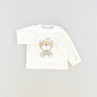 Jersey color Beige marca Baby Club 6 Meses  509725