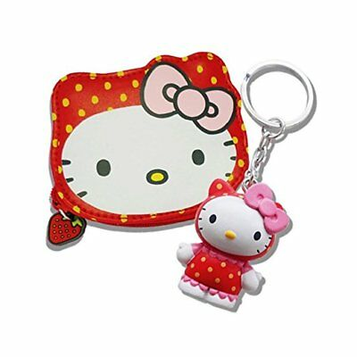 9617ee3c6 HELLO KITTY STRAWBERRY Scented Bracelet with Charms in a Gift Box ...
