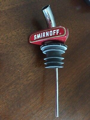 SMIRNOFF VODKA BOTTLE POURER (New)