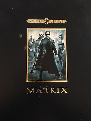 The Matrix - Limited Edition Deluxe Collector's Set (2001) - DVD