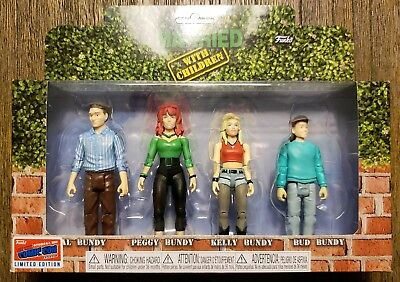 2018 NYCC Exclusive Funko Married With Children Action Figures
