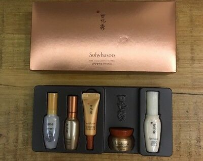 Sulwhasoo Anti-Aging Care Kit (5 items) Sample Sale!!! US Seller Free Ship